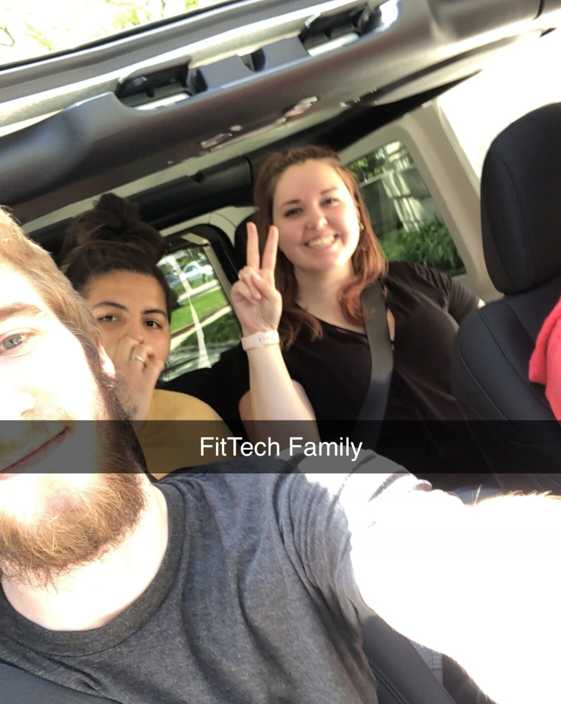 Picture of the FitTech Crew